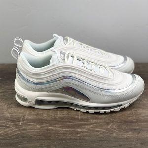 NEW Nike Air Max 97 White Iridescent